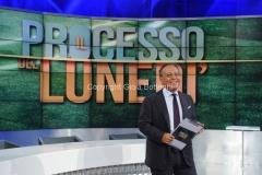 15/09/2014 Roma IL PROCESSO DEL LUNEDI, nella foto: Enrico Varriale