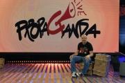 Foto/IPP/Gioia Botteghi 28/09/2017 Roma, presentazione del nuovo programma di La7 PROPAGANDA, nella foto: Diego Bianchi
