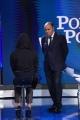 Foto/IPP/Gioia Botteghi 10/04/2018 Roma,  puntata di porta a porta con intervista e dibattito sul Punto Macrobiotico con testimone celata  Italy Photo Press - World Copyright