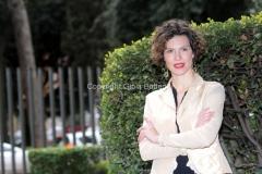 27/03/2014 Roma presentazione della serie tv purchè finisca bene, nella foto Chiara Ricci
