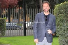 27/03/2014 Roma presentazione della serie tv purchè finisca bene, nella foto Sergio Assisi