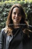 27/03/2014 Roma presentazione della serie tv purchè finisca bene, nella foto Eleonora Sergio