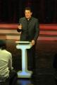 11/01/08 prima puntata di PYRAMID Show che andrà in onda da mercoledi 16/01/08 su raidue in prima serata, nelle foto il conduttore Enrico Brignano