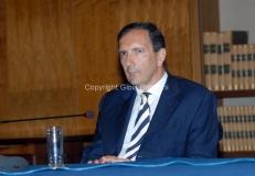 31/07/2013 Roma Conferenza Stampa per la presentazione della Convenzione RAI - EXPO 2015, nella foto Luigi Gubitosi – Direttore Generale Rai