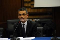 11/12/2014 Roma Convegno rai La lingua italiana sulla frontiera, nella foto: Stefano Luppi