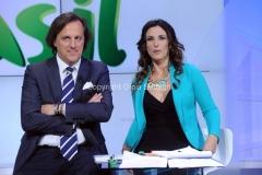 19/06/2014 Roma Monica Matano Paolo Paganini conducono Pomeriggio Mondiale