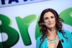 19/06/2014 Roma Monica Matano conduce Pomeriggio Mondiale