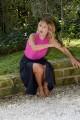 Foto/IPP/Gioia BotteghiRoma 8/09/2021 Photocall di presentazione dei programmi di rai uno in diretta, nella foto :  Monica Giandotti per uno mattinaItaly Photo Press - World Copyright