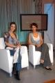 Gioia/Botteghi/OMEGARAI UTILE canale digitale terrestre le due conduttrici Sabina Stilo e Selena Pellegrini.