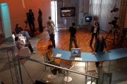 Gioia/Botteghi/OMEGA RAI UTILE canale digitale terrestre lo studio di saxa rubra
