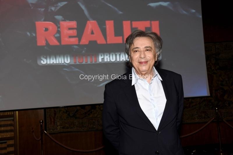 Foto/IPP/Gioia Botteghi Roma 31/05/2019 presentazione della trasmissione di rai 2 Realiti, nella foto: Carlo Freccero Italy Photo Press - World Copyright