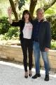 Foto/IPP/Gioia Botteghi Roma 31/05/2019 presentazione della trasmissione di rai 2 Realiti, nella foto: Enrico Lucci, Asia Argento Italy Photo Press - World Copyright