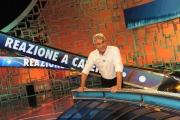 Roma 30/06/2010 Pino Insegno presenta il suo programma Reazione a Catena raiuno