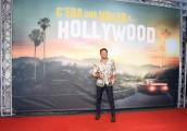 Foto/IPP/Gioia Botteghi Roma 02/08/2019 Red carpet del film C era una volta Hollywood  nella foto: Alessandro Borghi Italy Photo Press - World Copyright