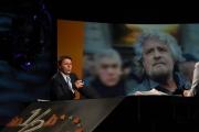 23/10/2016 Roma, Renzi ospite di Lucia Annunziata