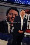 22/05/2014 Roma Renzi da Vespa