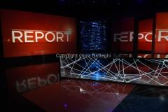 22/04/2017 Roma studio di report rai tre