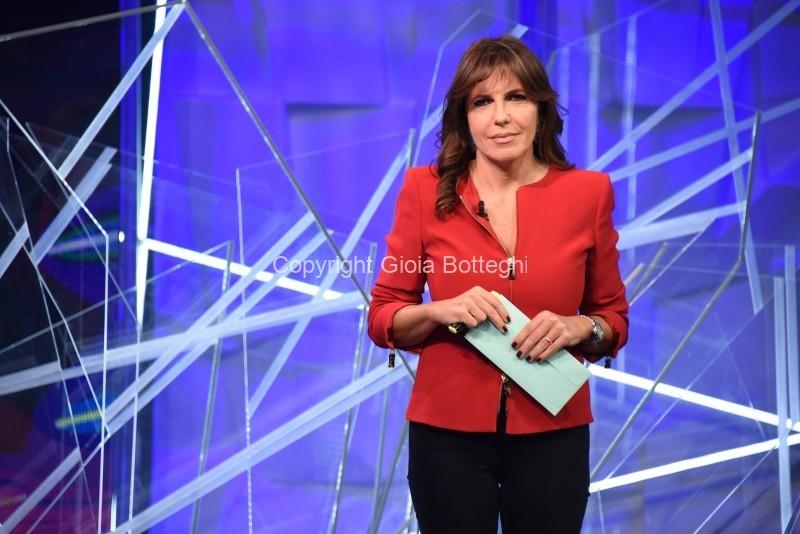 Foto/IPP/Gioia Botteghi Roma 14/10/2020  Rai due, trasmissione RESTART condotta da Annalisa Bruchi Italy Photo Press - World Copyright