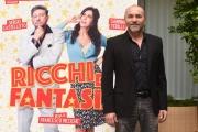 Foto/IPP/Gioia Botteghi 20/09/2018 Roma, Presentazione del film Ricchi di fantasia, nella foto Gianfranco Gallo  Italy Photo Press - World Copyright