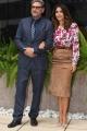 Foto/IPP/Gioia Botteghi 20/09/2018 Roma, Presentazione del film Ricchi di fantasia, nella foto Sabrina Ferilli, Sergio Castellitto   Italy Photo Press - World Copyright