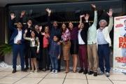 Foto/IPP/Gioia Botteghi 20/09/2018 Roma, Presentazione del film Ricchi di fantasia, nella foto il cast  Italy Photo Press - World Copyright