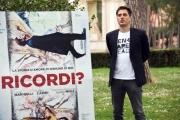 Foto/IPP/Gioia Botteghi Roma 19/03/2019 Presentazione della film, Ricordi, nella foto: Luca Marinelli Italy Photo Press - World Copyright