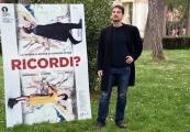 Foto/IPP/Gioia Botteghi Roma 19/03/2019 Presentazione della film, Ricordi, nella foto:  il regista Valerio Mieli Italy Photo Press - World Copyright