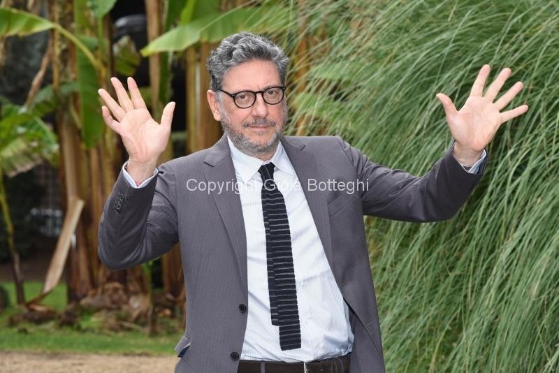 Foto/IPP/Gioia Botteghi 16/01/2018 Roma, presentazione fiction di rai uno Rocco Chinnici, nella foto: Sergio Castellitto Italy Photo Press - World Copyright