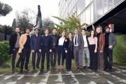Foto/IPP/Gioia Botteghi 16/01/2018 Roma, presentazione fiction di rai uno Rocco Chinnici, nella foto: cast Italy Photo Press - World Copyright