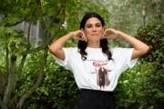 Foto/IPP/Gioia BotteghiRoma 30/09/2019 Presentata della terza serie di Rocco Sciavone, nella foto : Valeria SolarinoItaly Photo Press - World Copyright