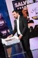 Foto/IPP/Gioia Botteghi 18/01/2018 Roma, Salvini ospite di Porta aporta ha portato il pesce fresco in studio Italy Photo Press - World Copyright