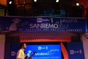 09/02/2017 Roma trasmissione su radiouno Sanremo da pecora
