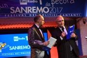 09/02/2017 Roma trasmissione su radiouno Saremo da pecora nella foto Mario Mauro