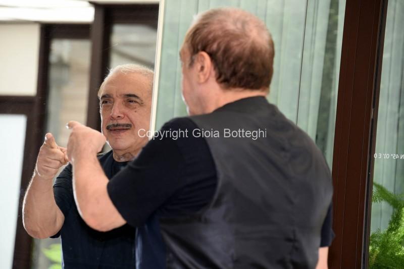"""Foto/IPP/Gioia Botteghi Roma 22/06/2021 Photocall del film """"school of mafia"""" nella foto : Nino Frassica Italy Photo Press - World Copyright"""