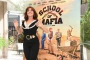 """Foto/IPP/Gioia Botteghi Roma 22/06/2021 Photocall del film """"school of mafia"""" nella foto : Monica Vallerini Italy Photo Press - World Copyright"""