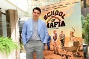 """Foto/IPP/Gioia Botteghi Roma 22/06/2021 Photocall del film """"school of mafia"""" nella foto :  Giuseppe Maggio Italy Photo Press - World Copyright"""