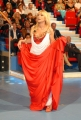 8/05/08 roma prima puntata di _scommettiamo che_ nella foto: Matilde Brandi
