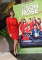 "Foto/IPP/Gioia Botteghi Roma26/11/2018  Presentazione del film ""Se son Rose"" nella foto: CLAUDIA PANDOLFI Italy Photo Press - World Copyright"