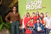 "Foto/IPP/Gioia Botteghi Roma26/11/2018  Presentazione del film ""Se son Rose"" nella foto: ANTONIA TRUPPO Italy Photo Press - World Copyright"
