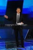 18/12/2015 Roma serata d'apertura per il telethon rai uno, nella foto: Frizzi