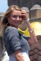 OMEGA/Gioia Botteghi 15/06/07Presentazione a Roma del film SHREK TERZO a Castel Santagelo. nelle foto:  Cameron Diaz