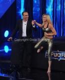 02/05/2014 Roma prima puntata di SI PUO' FARE, raiuno, nella foto Maddalena Corvaglia