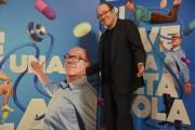Foto/IPP/Gioia Botteghi Roma 14/02/2020 Presentazione del film Si vive solo una volta , nella foto : Carlo Verdone Italy Photo Press - World Copyright
