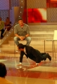 07/02/2008 Sylvester Stallone ospite della trasmissione di carlo Conti I migliori anni della nostra vita