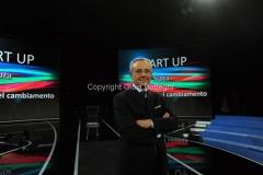 19/02/2013 Roma presentazione della nuova SIPRA RAI, nella foto: Fabrizio Piscopo direttore generale sipra