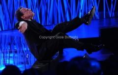 11/01/2014 Roma nuovo programma di rai uno Sogno e son desto, con Massimo Ranieri