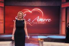 Roma 22/12/2010 trasmissione di Monica Setta _Solo per amore_ raiodue 4 puntate