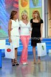 Roma29/05/2013 Cristina e Benedetta Parodi ospiti della trasmissione di Antonella Clerici La prova del cuoco