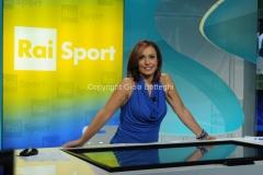 14/09/2014 Roma la nuova edizione di Stadio Sprint con Giovanna Carollo