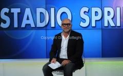 14/09/2014 Roma la nuova edizione di Stadio Sprint con Serse Cosmi